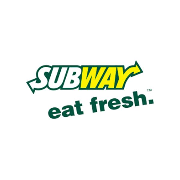 Subway Eat Fresh.